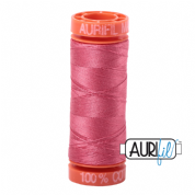 Aurifil 50 Cotton Thread - 2440 (Peony)